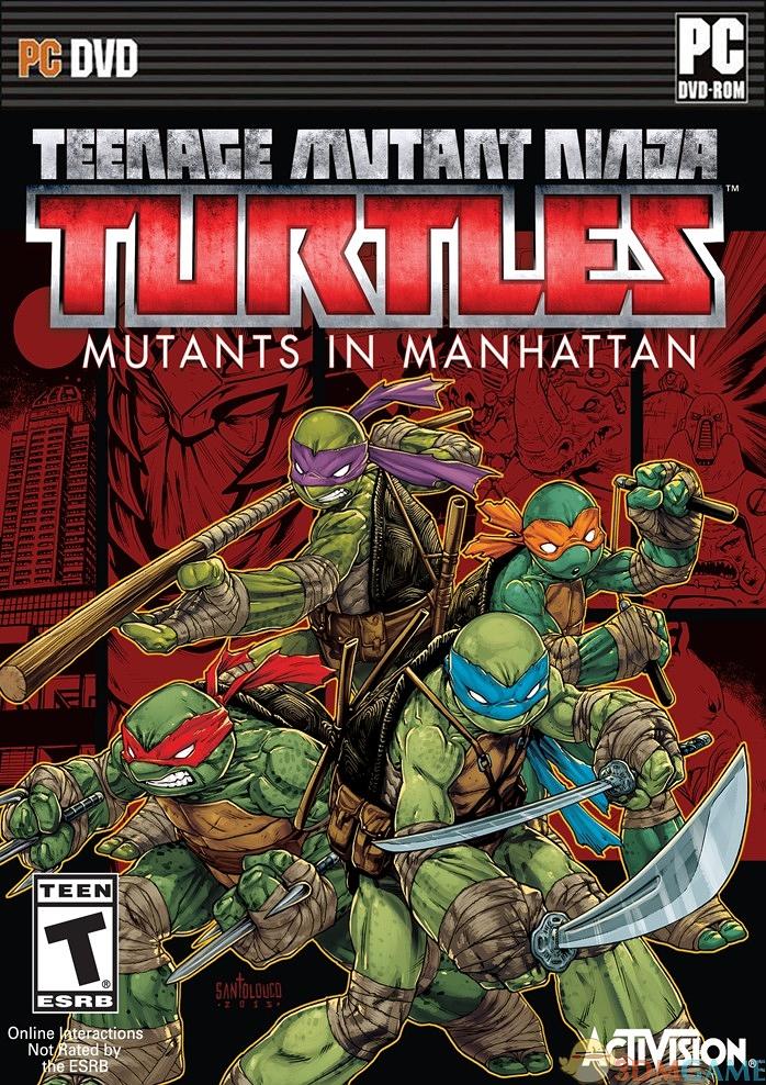 忍者神龟:曼哈顿突变 游戏截图