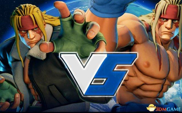 option → define game info 将current game改成street fighter v.