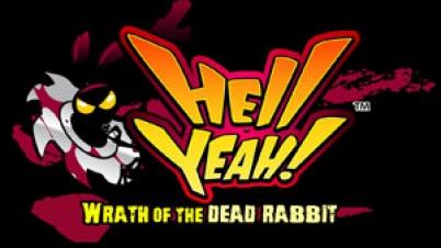 【洛尘解说】hell yeah!地狱兔子!美漫幽默风游戏