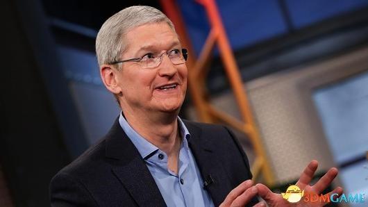 库克安抚投资者:苹果利润高 新iPhone中国必大卖