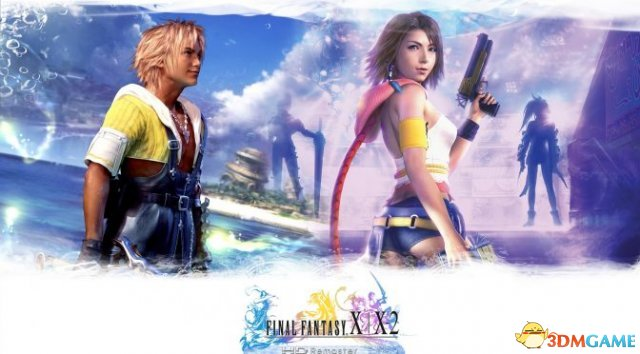 【LOL比赛】《最后幻想10》高清重制版登PC 贩卖日