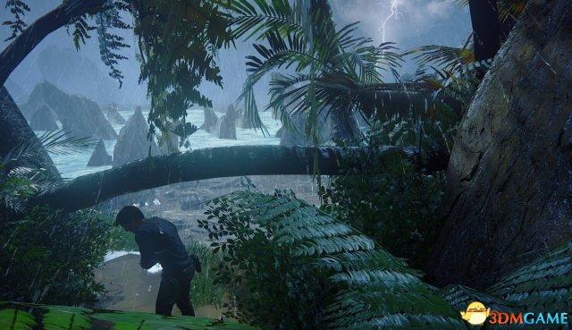 《神秘海域4》海量照片情势截图 惊艳须臾间逆天