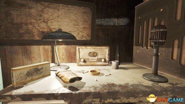 《辐射4》MOD:286首年代感强烈的歌曲加入电台