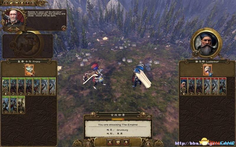 全面战争:战锤 图文攻略 全派系兵种及战役教程攻略