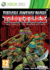 忍者神龟:曼哈顿突变体 全区ISO版