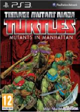忍者神龟:曼哈顿突变体 PSN版