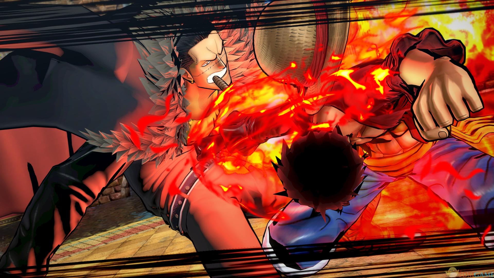海贼王:燃烧之血 画质加强补丁