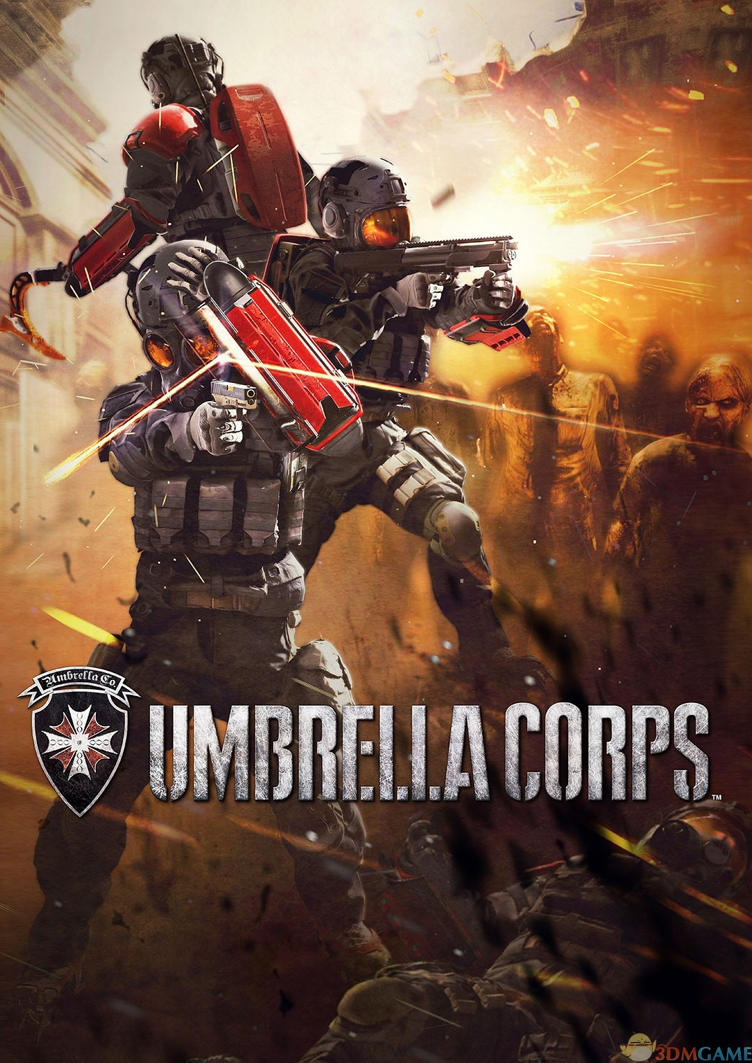 生化危机:保护伞小队 游戏截图