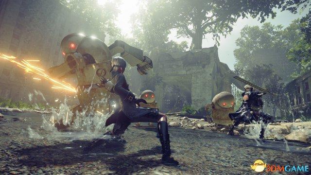 《尼尔:机械纪元》RPG元素占70% 武器多达50余种