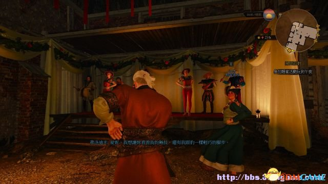 《巫师3:狂猎》 DLC图文攻略 石之心及血之酒全流程攻略