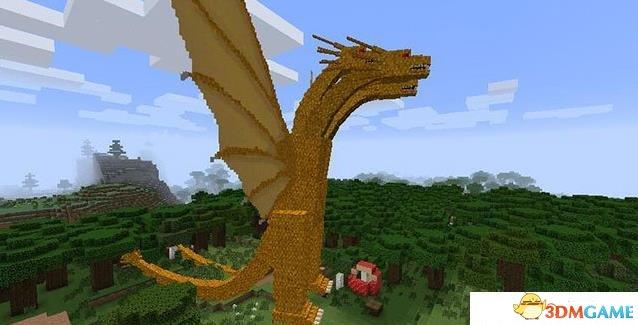 我的世界 1.7.10哥斯拉mod 新增其他的大型怪物