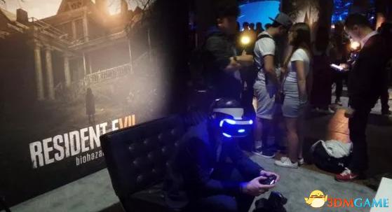 澳门银河国际:生化危机7,VR游戏的弊端凸显