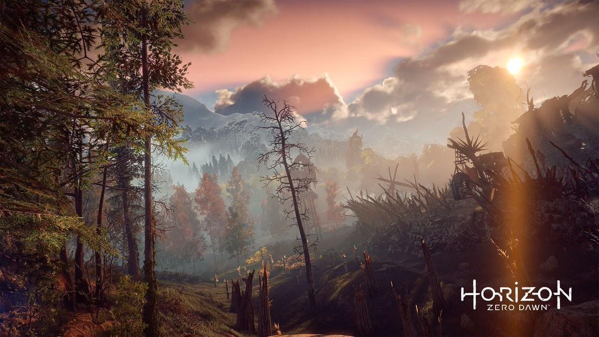 《地平线:零之黎明》增简单模式 让玩家更好体验