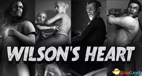 VR新作《威尔逊的心》:由你主演的希区柯克电影