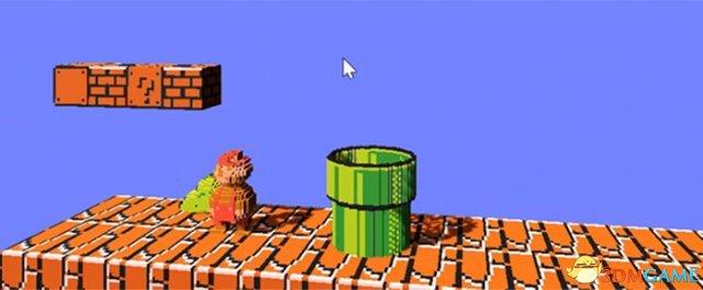 3D NES模拟器独立版发布:像素版超级玛丽秒变3D游戏 - 红白机,超级玛丽 - IT之家