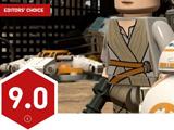 乐高星球大战IGN 9分