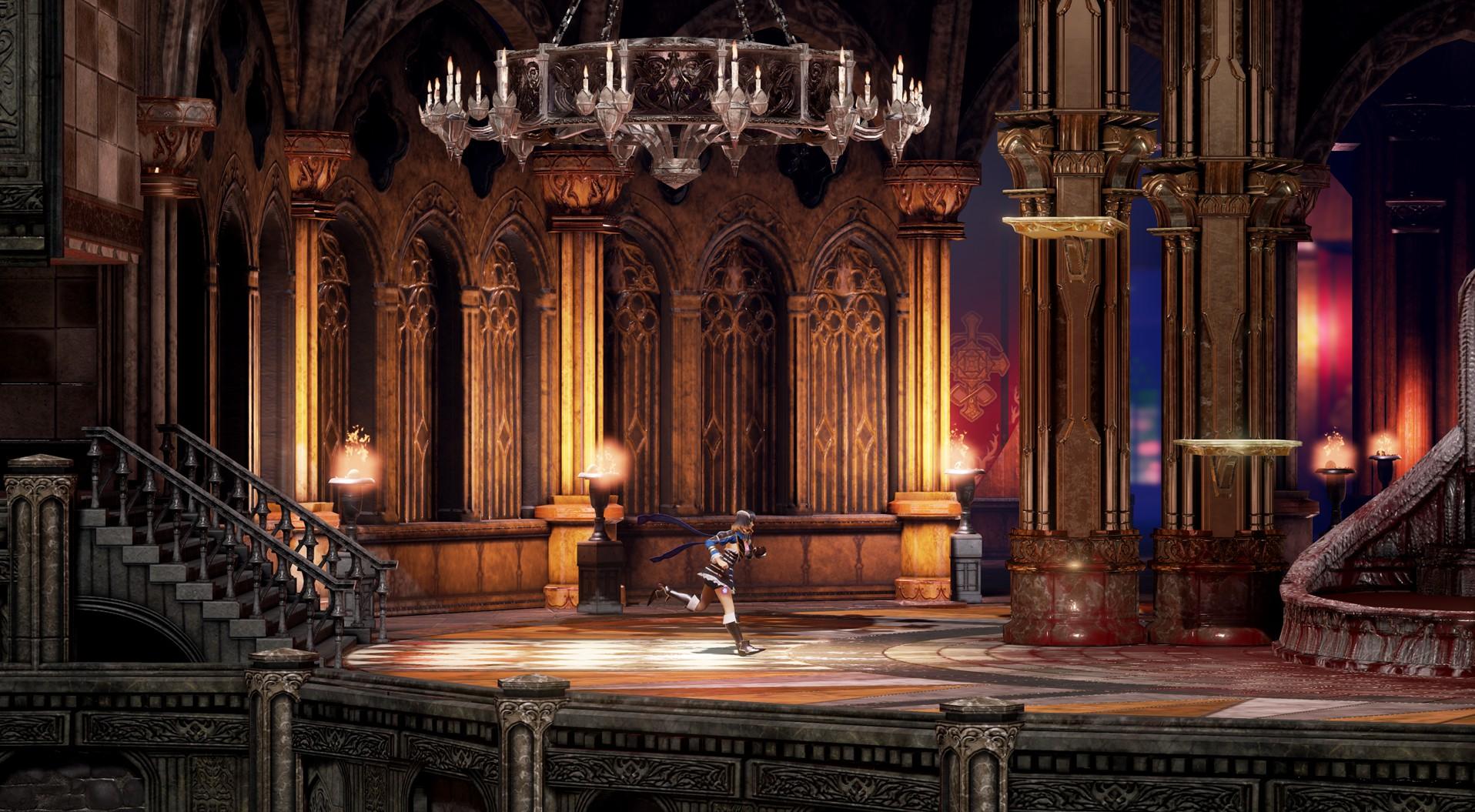 E3 2016:《血迹:夜之仪式》试玩 浓浓恶魔城风格