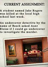 南希朱尔1:密室杀人案 英文免安装版