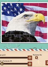 1001拼图世界巡回:美国拼图 英文硬盘版