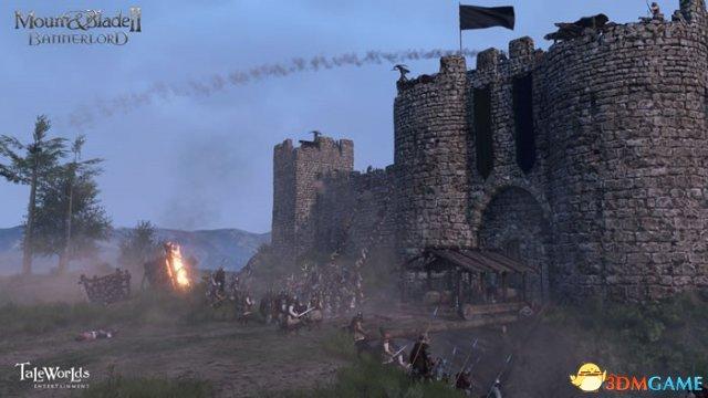 《骑马与砍杀2》最新情报:玩家亲率大军攻城屠杀