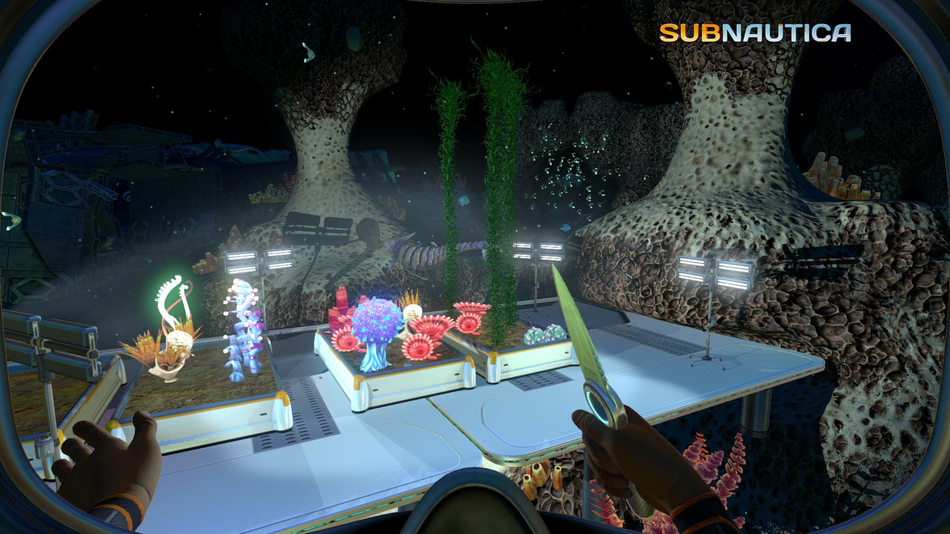 美丽水世界:深海迷航/水下之旅/电脑小游戏/Subnautica