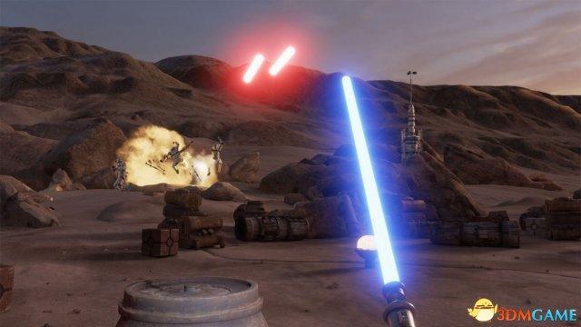 《星球大战》VR游戏将临 HTCVive用户将率先体验