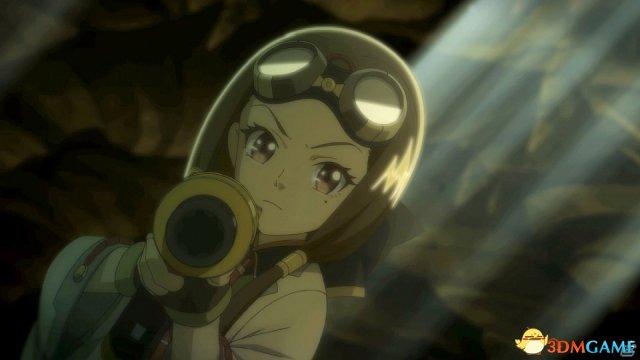 《讨鬼传2》最新动画放出 时继声优大谈感想