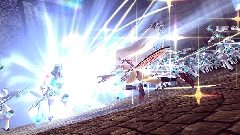 Fate/EXTELLA 2号升级档+33DLCs+未加密补丁[3DM]
