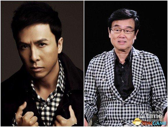 甄子丹、黄百鸣在 《叶问3》 后,将再次合作新片 《卫斯理》