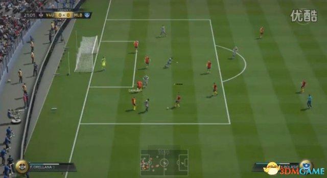 FIFA16防守小讲堂