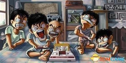 我的童年没有LOL! 追忆和基友一起开过黑的游戏