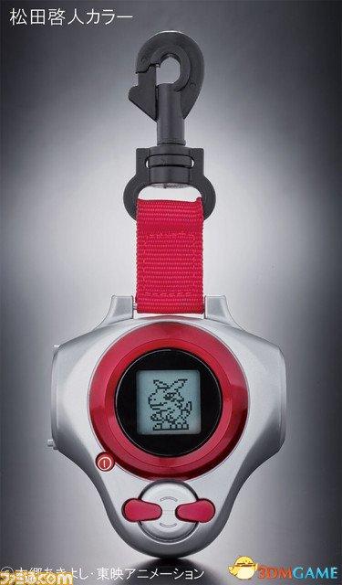 数码宝贝20周年纪念版电子宠物机新3色推出,万代宣布推出数码暴龙机复刻版