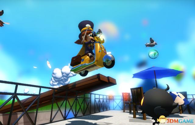 《时光之帽》将于2019年发售 游戏情报与图片公布