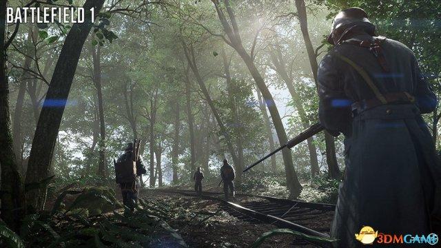 DICE谈《战地1》单人战役 还没有达到多人的高度