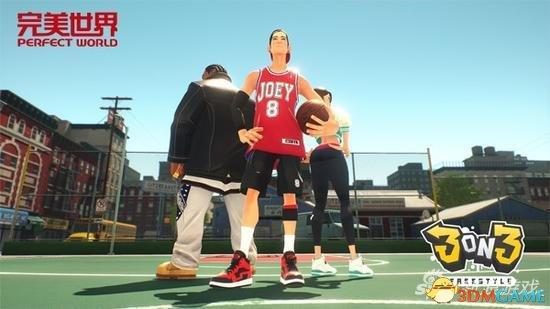 《3对3街头篮球》登陆国行PS4 明日亮相ChinaJoy