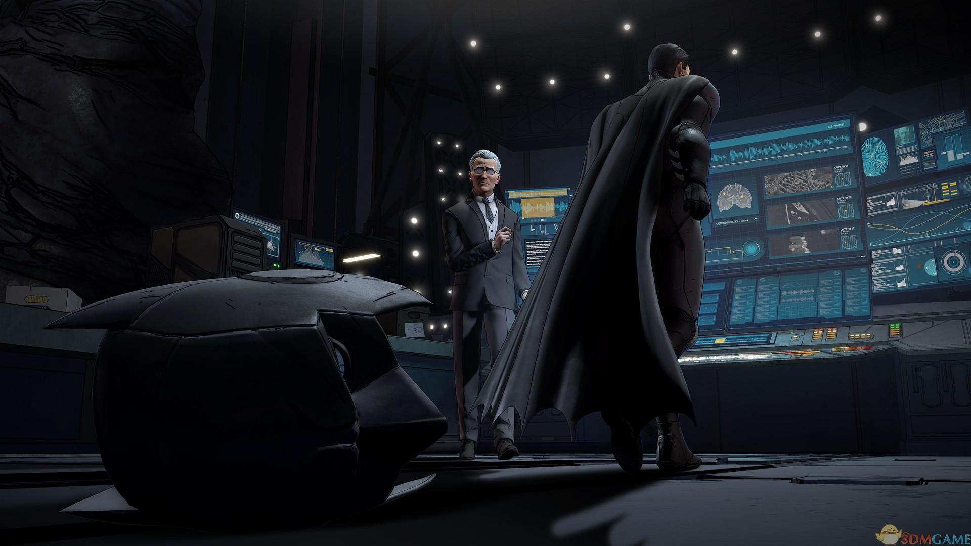 蝙蝠侠:故事版 7号升级档+未加密补丁[3DM]