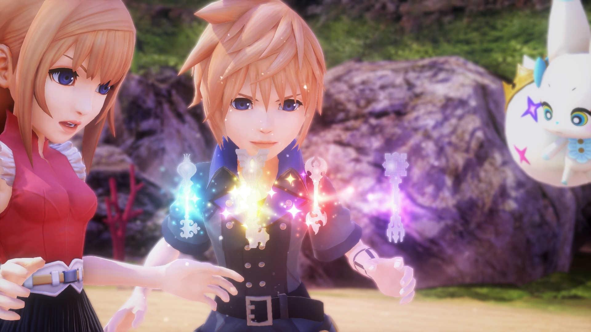 最终幻想:世界 3DM中英文免安装版