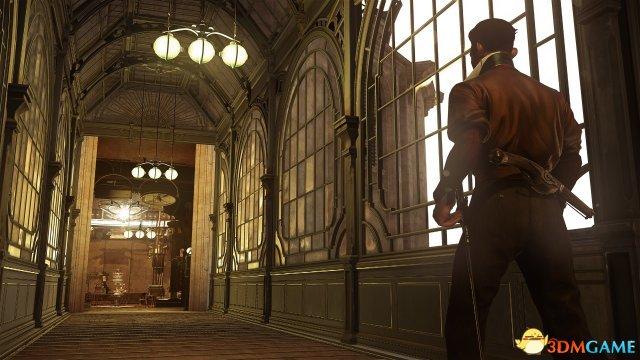 《耻辱2》男主角技能细节透露 新地图血蝇巢穴可怕
