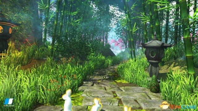 《仙剑奇侠传》 互动性高,玩家可得细心解谜才有办法见到赵灵儿