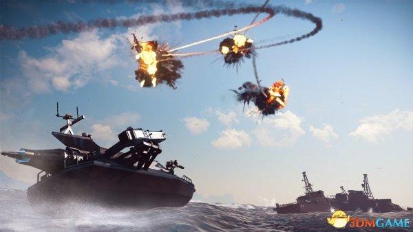 海陆空拓展包,正当防卫3
