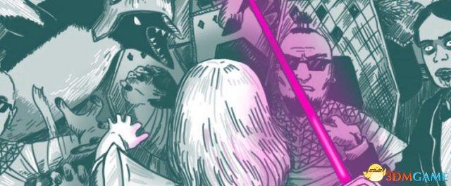 索尼新作《光之矛》最新预告片 完整版9月发售