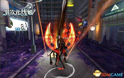 《异次元战姬》评测:3D激爽打击感 驱魔试炼