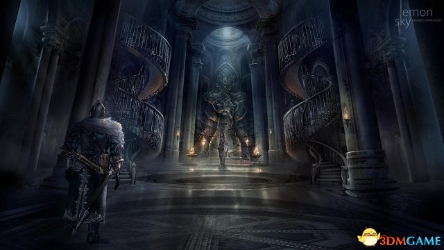 黑暗之魂3,DLC原画泄露