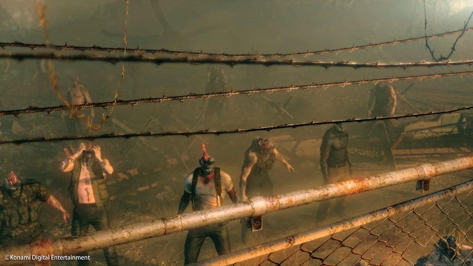 合作才能生存 《合金装备:幸存》疑是四人在线游戏