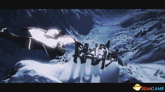 极限巅峰,育碧开放世界滑雪游戏