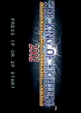 拳皇2002:风云再起 英文免安装版