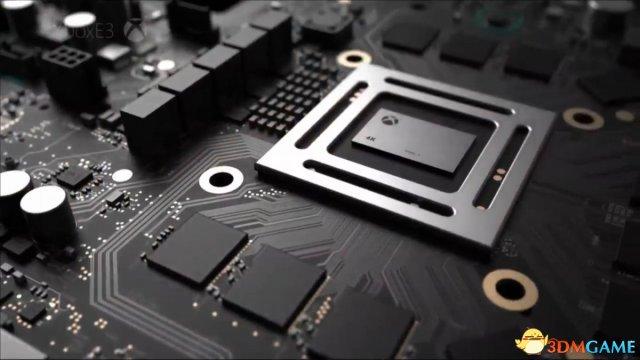 性能大逆转!微软称Xbox天蝎座支持真·4K游戏