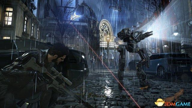 <b>《杀出重围:人类分裂》的选择会影响下一部游戏</b>