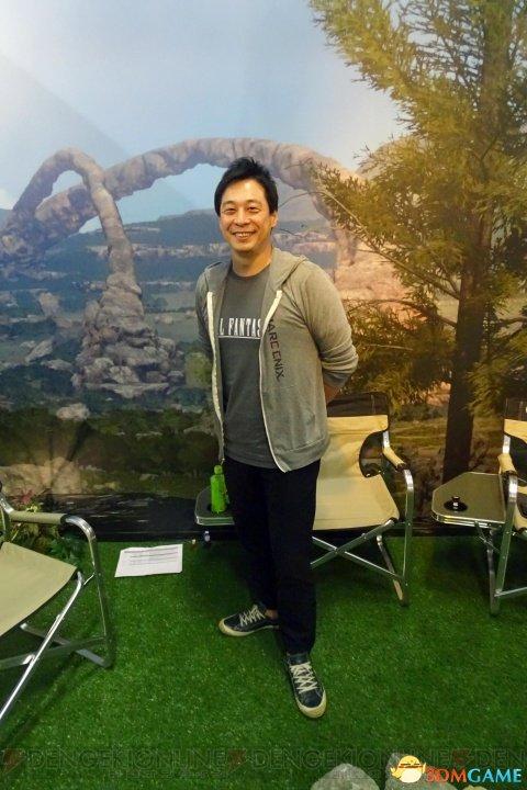 GC 2019:《最终幻想15》制作人田畑端采访报告