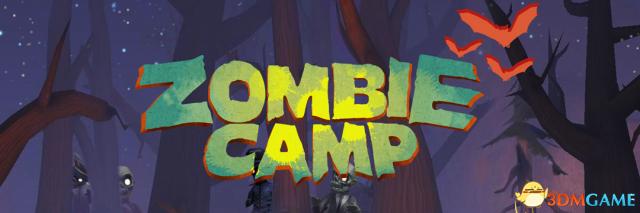 卡通僵尸射击生存Zombie Camp中比坎普已登陆Steam